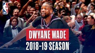 Dwyane Wade's Best Plays From His Final Season