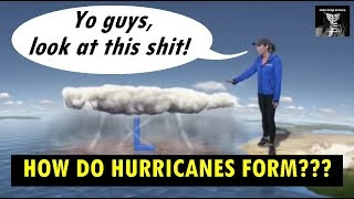 HOW DO HURRICANES FORM???   IndoCropCircles
