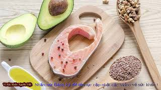 Omega3 những thực phẩm chứa nhiều omega3 tốt nhất cho sức khỏe