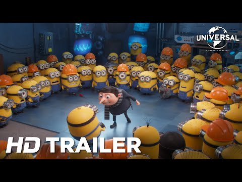 Minions: The Rise of Gru'
