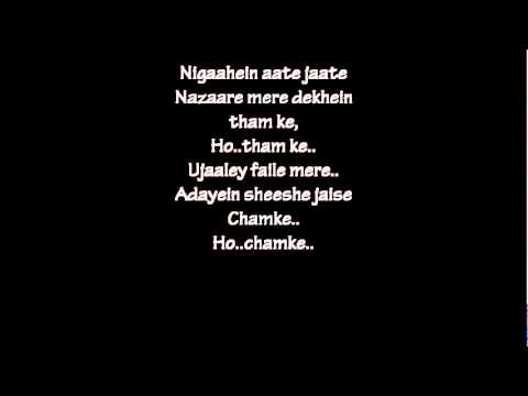 Akon Feat. Vishal Dadlani & Shruti Pathak - Criminal (Lyrics On Screen)