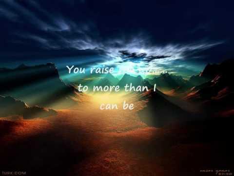 You Raise Me Up (with lyrics) - Selah