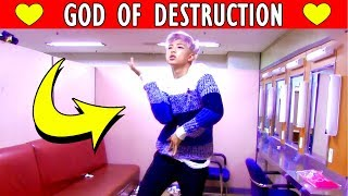 BTS God Of Destruction | Bangtan Boys