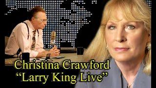 Joan Crawford 's Daughter Christina Larry King Full Interview (2001)