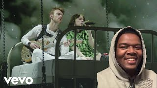 Billie Eilish - i love you (Live At The Greek Theatre) REACTION!!!