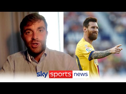 Fabrizio Romano says 'everything is in place' for Lionel Messi to complete move to PSG