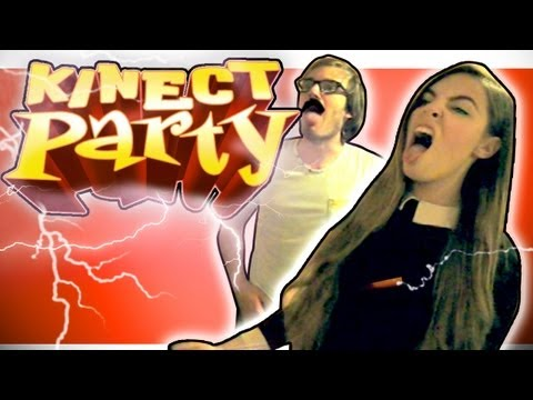 WE'RE ELECTRIC! - Kinect Party - Smashpipe Games Video
