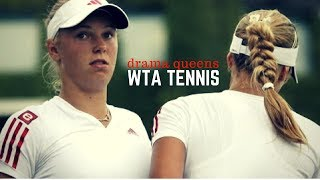 Tennis. Drama Queens - WTA Angry Moments