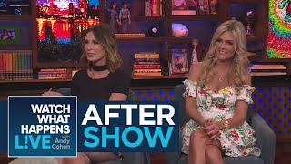 After Show: What Kind Of Guy Should Ramona Singer Date? | RHONY | WWHL