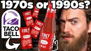 100 Years of Hot Sauce Taste Test