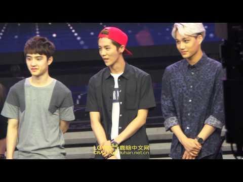140611 Happy Camp Recording Full - Luhan Focus (Part 1)