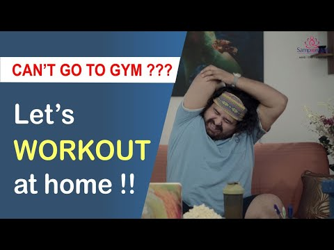 How To Do Home Workout During COVID19 | Exercise at Home | No Gym