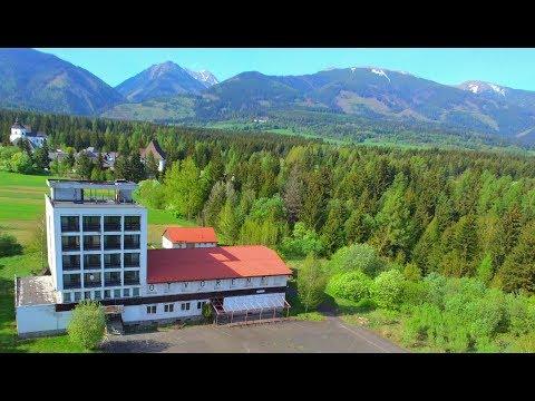 Najzachovalejší opustený hotel na Liptove