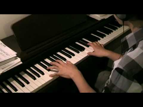 周杰伦 - 说了再见 - 钢琴版 / Jay Chou - Shuo Le Zai Jian (Said Goodbye) - Piano Cover