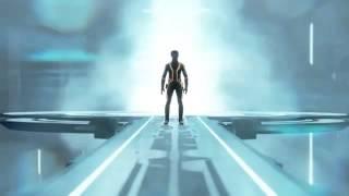 Tron legacy final scene