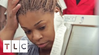 Woman Breaks The Register Twice Because Of Her Huge Amount Of Shopping | Extreme Couponing