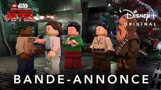 Lego star wars : joyeuses fêtes :  bande-annonce VF