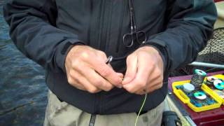 Adjustable Thingamabobber Setup for Nymph Fishing