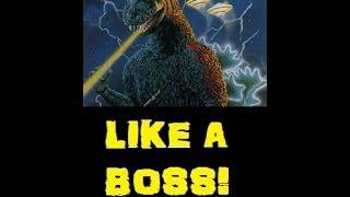 Godzilla Monster of Monsters NES All Bosses