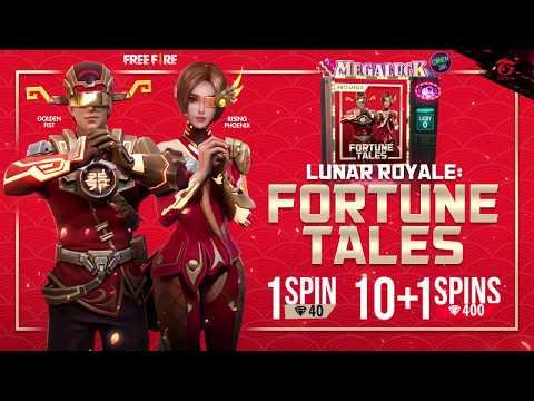 Novo Sorte Royale Especial: Contos da Fortuna