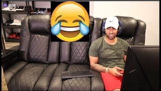FOUSEY Got Deep Voice Instantly On Stream! FUNNY Technical Difficulties