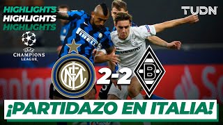 Highlights | Inter Milan 2-2 Monchengladbach | Champions League 2020/21 - J1 | TUDN