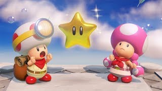 Captain Toad: Treasure Tracker 100% Walkthrough Part 1 - Book 1 (All Gems + Missions)