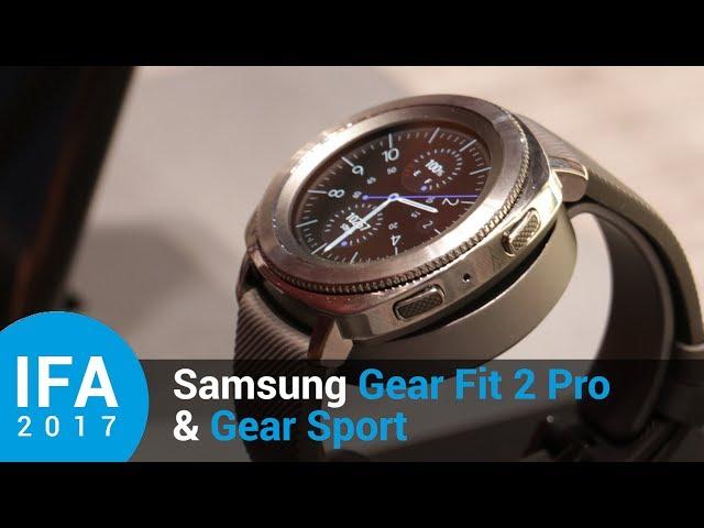 Belsimpel-productvideo voor de Samsung Gear Sport Black