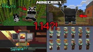 Những Điều Bạn Cần Biết Về Bản Cập Nhật Sắp Tới Trong Minecraft 1.14 !! - (Phần 1)