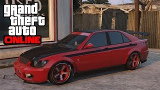 GTA 5 Online - How to Find a Karin Sultan RS