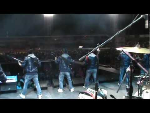 VIVA LA RADIO 2012 TORREON LA FIEVRE LOOKA en VIVO FALSA TRAICION e INFIEL