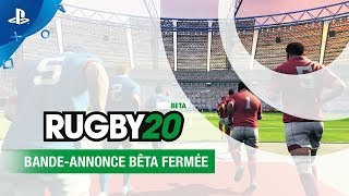 Rugby 20 :  bande-annonce
