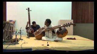 Balachander - Chandraveena - Dhrupad on Chandra Veena - Raga Bhoop