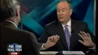 Bill O'Reilly SCARED by Richard Dawkins