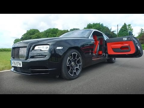 2017 Rolls-Royce Black Badge