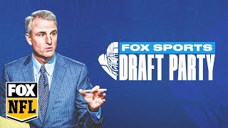 FOX Sports Draft Party with Trey Wingo & special guests | FOX NFL