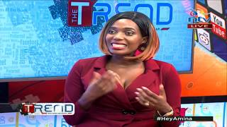 #theTrend: Cashy shares exclusive details about her abusive relationship