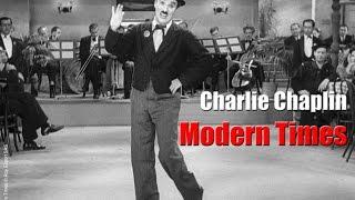 Charlie Chaplin Sings Nonsense Song (Titine) - Modern Times