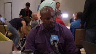 Dolphins Live: Head Coach Brian Flores meets with the media at the NFL's Annual Meeting in Phoenix.