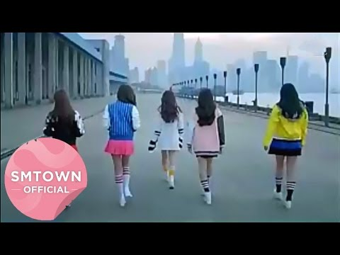 Red Velvet 레드벨벳_Oh Boy_Music Video