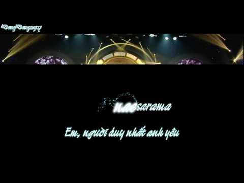「Vietsub   Kara」Solji ( EXID ) & Doo Jin Soo - Don't Go Don't Go