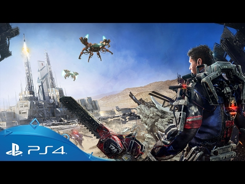 The Surge | Lanseringstrailer | PS4