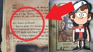 Journal 3 *UPDATE Dipper's Real Name!; Blendin's Deal & Dimension 52 | TNBT