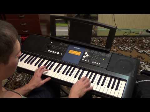Мика Ньютон - Любовь-марихуана piano