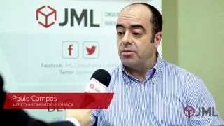JML Consultoria & Eventos - 5º Congresso de Gestão da JML - Entrevista Prof: Paulo Campos
