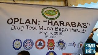 Stand for Truth: May 16, 2019 (Port drivers, sumailalim sa surprise drug test!)