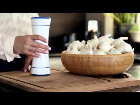 Garlic Shaker – Simply the Best Way to Peel Garlic
