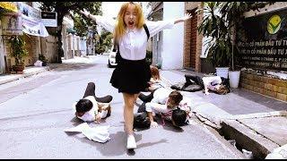 Khoái TV Tập 3 : Khi Chị Đại Thể Hiện... Lykio la la school