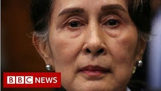 Myanmar Rohingya: Suu Kyi rejects genocide claims at UN court - BBC News