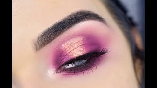 Jeffree Star Blood Sugar Palette | Eye Makeup Tutorial